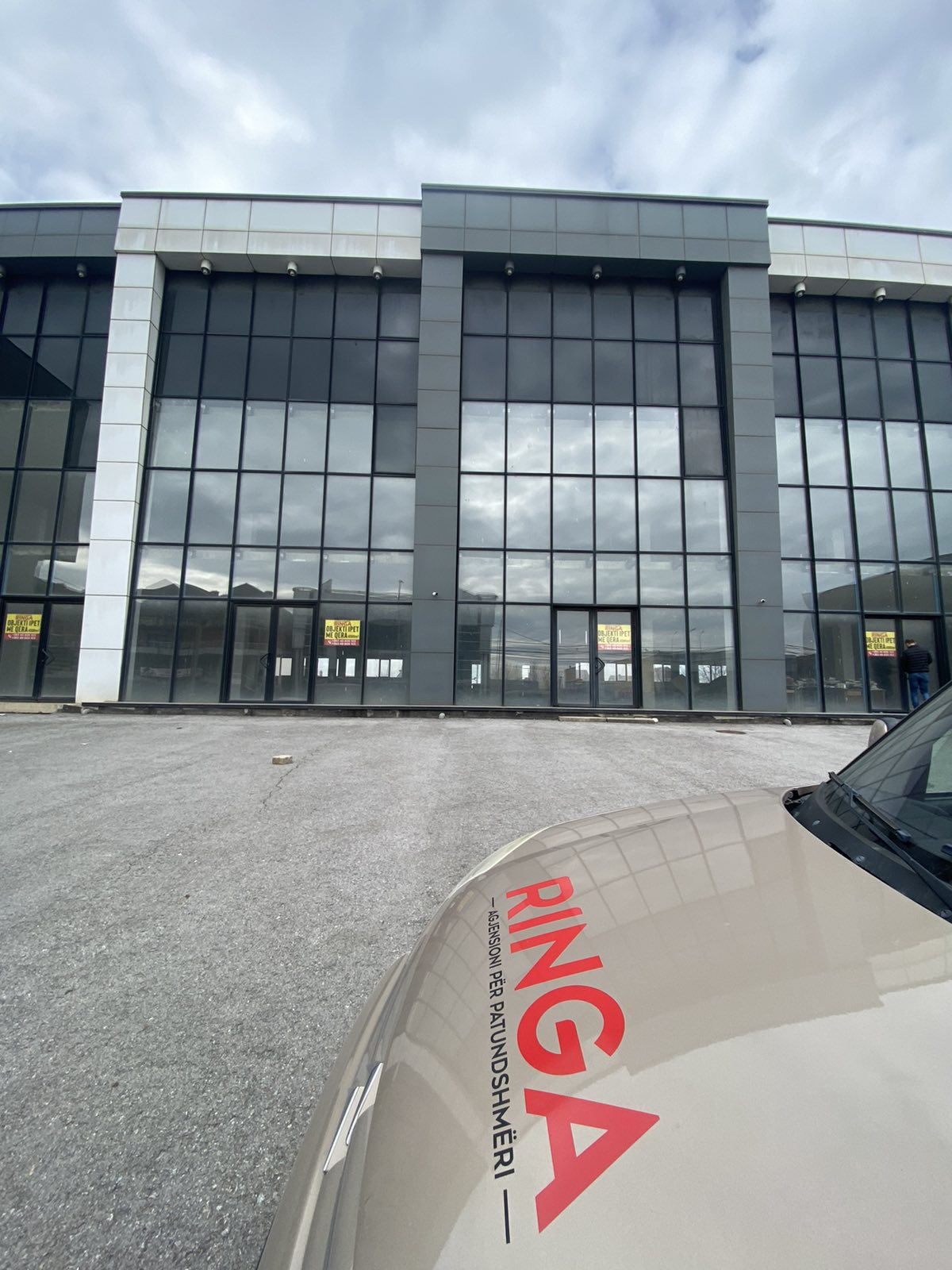 Ringa (Ipet Objekti me Qera me 4500 m2)107/21