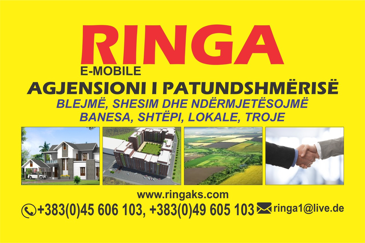 Ringa (Shiten Banesat te Brand Invest)698/21