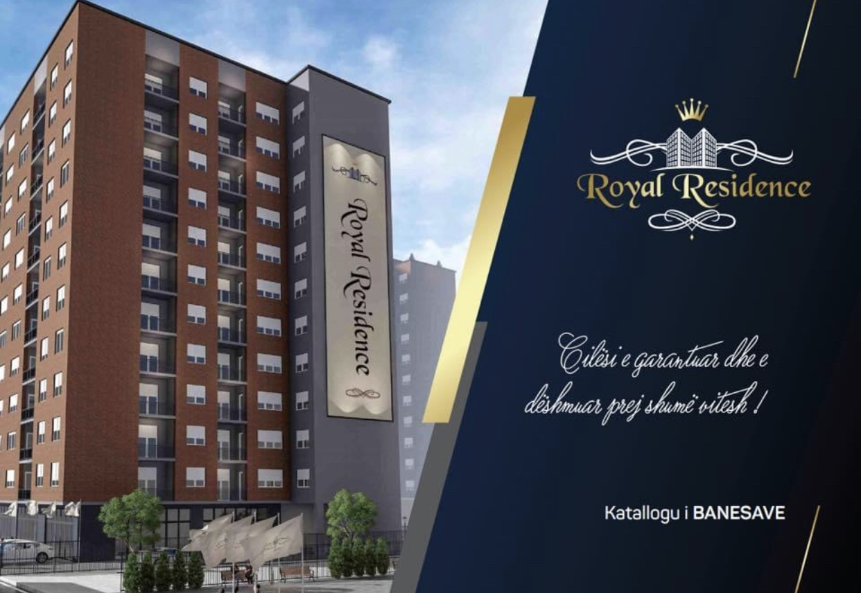Ringa (Shitet Banesa te Royal Residence)716/21
